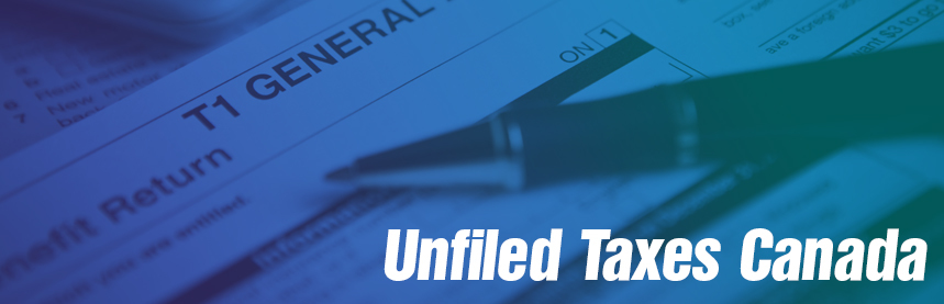 Unfiled Tax Returns Canada